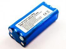 Revenda Acessórios Aspiradores - Bateria Dirt Devil Libero M606, Libero M606-1, Libero M606-2, M607, M6