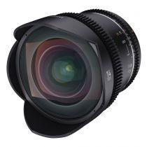 Revenda Objectivas p/ Canon - Objetiva Samyang MF 14mm T3,1 VDSLR MK2 Canon EF