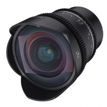 Revenda Objectivas p/ Canon - Objetiva Samyang MF 14mm T3,1 VDSLR MK2 Canon M