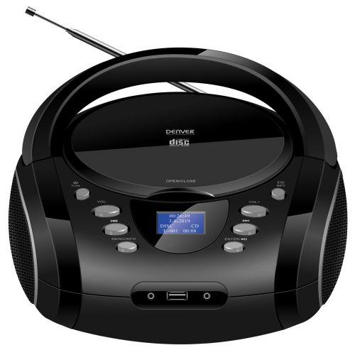 Comprar  - Radio CD Denver TDB-10