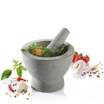 Revenda Outros utensílios Cozinha - Almofariz Gefu Crunchy Granite Mortar