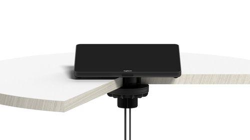Logitech Tap Table Mount Kit montagem controlador vídeo conferência