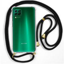 Comprar Acessórios Huawei P40 / P40 Pro - Capa Huawei P40 Lite c/fio Preto