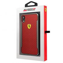 Comprar Acessórios Apple iPhone XR - Capa iPhone XR Licença Ferrari Hard Vermelho
