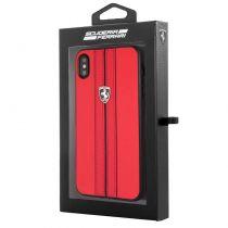 Comprar Acessórios Apple iPhone XR - Capa iPhone XR Licença Ferrari Pele Vermelho