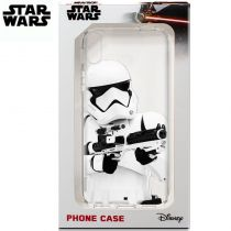 Comprar Acessórios Apple iPhone XR - Capa Silicone iPhone XR Licença Star Wars Stormtrooper