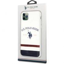 Revenda Acessórios Apple iPhone 11 - Capa iPhone 11 Pro Max Licença Polo Ralph Lauren Branco