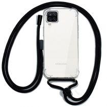 Comprar Acessórios Samsung A Series 2017 - Capa Samsung Galaxy A12 c/fio Preto