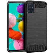 Comprar Acessórios Samsung A40 / A50 / A70 - Capa Samsung Galaxy A51 Carbon Preto