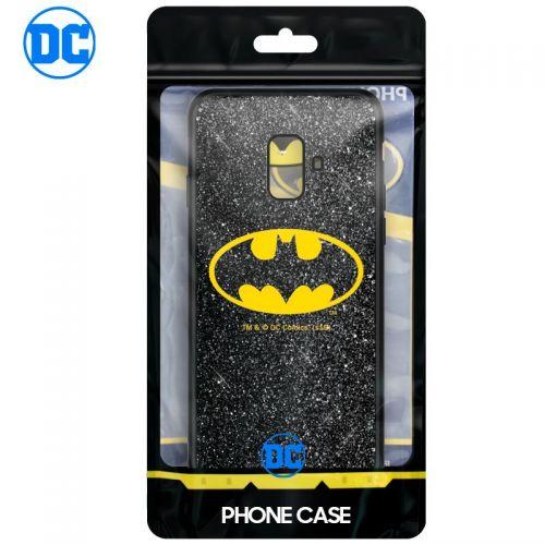 Comprar  - Capa Samsung Galaxy A6 Licença DC Glitter Batman