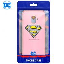 Comprar Acessórios Galaxy A6 2018 - Capa Samsung Galaxy A6 Licença DC Glitter Superman