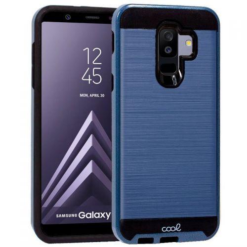 Comprar  - Capa Samsung Galaxy A6 Plus Aluminio (Azul)