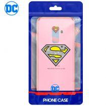 Comprar Acessórios Galaxy A6 2018 - Capa Samsung Galaxy A6 Plus Licença DC Glitter Superman