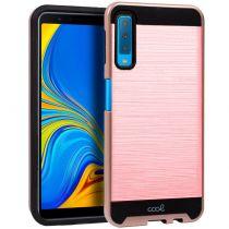 Comprar Acessórios Galaxy A7 - Capa Samsung  Galaxy A7 Aluminio (Rosa)
