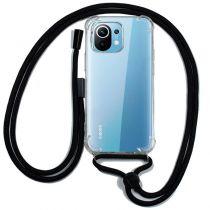 Comprar Acessórios Xiaomi - Capa Xiaomi Mi 11 c/fio Preto