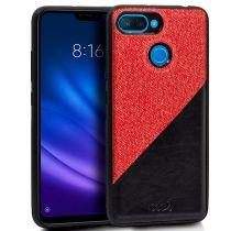 Comprar Acessórios Xiaomi - Capa Xiaomi Mi 8 Lite Bicolor Vermelho