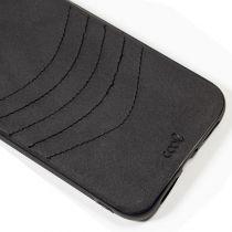 Comprar Acessórios Xiaomi - Capa Xiaomi Mi 9 Lite Pele Bordado Preto