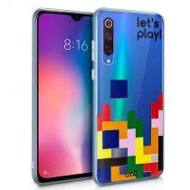 Revenda Acessórios Xiaomi - Capa Xiaomi Mi 9 SE Clear Game