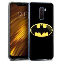 Revenda Acessórios Xiaomi - Capa Xiaomi Pocophone F1 Licença DC Batman