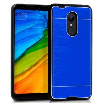 Revenda Acessórios Xiaomi - Capa Xiaomi Redmi 5 Aluminio Azul