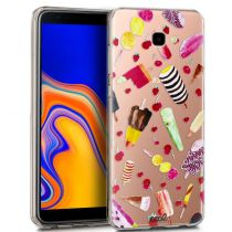 Comprar Acessórios Galaxy J3/J5/J7 2017 - Capa Samsung J415 Galaxy J4 Plus Clear ice cream
