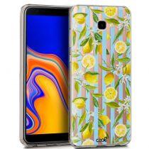 Comprar Acessórios Galaxy J3/J5/J7 2017 - Capa Samsung J415 Galaxy J4 Plus Clear Lemon