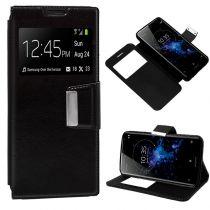 Comprar Bolsas - Bolsa Flip Cover Sony Xperia XZ2 Liso Preto