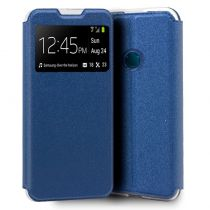 Comprar Smartphones Alcatel - Bolsa Flip Cover Alcatel 1S (2020) / 3L (2020) Liso Azul
