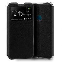 Comprar Smartphones Alcatel - Bolsa Flip Cover Alcatel 1S (2020) / 3L (2020) Liso Preto