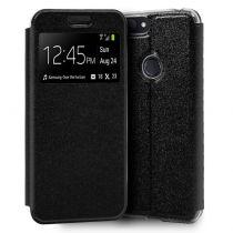 Comprar Smartphones Alcatel - Bolsa Flip Cover Alcatel 1S / 1S (2019) Liso Preto