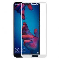 Comprar Acessórios Huawei P20 Lite / PRO - Protetor Ecrã Vidro temperado Huawei P20 (3D Branco)