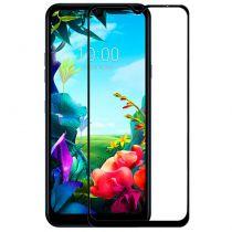 Comprar Protectores Ecrã - Protetor Ecrã Vidro temperado LG K40s (FULL 3D Preto)