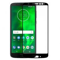 Comprar Acessórios Motorola - Protetor Ecrã Vidro temperado Motorola Moto G6 (3D Preto)