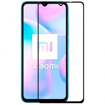 Comprar Acessórios Xiaomi - Protetor Ecrã Vidro temperado Xiaomi Redmi 9A / 9AT (FULL 3D Preto)