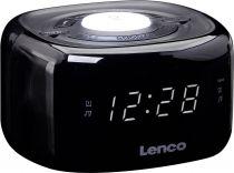 Revenda Relógios/Despertadores - Despertador Lenco CR-12 black