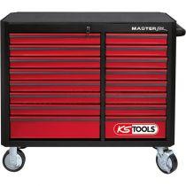 Revenda Malas / Sacos Ferramentas - KS Tools Performanceplus Tool Trolley Set P10  397 Tools