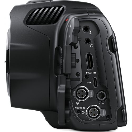 Câmara vídeo Blackmagic Pocket Cinema Camera 6K Pro