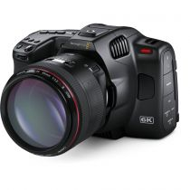 Revenda Camaras Video Outras Marcas - Câmara vídeo Blackmagic Pocket Cinema Camera 6K Pro