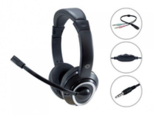 Auscultadores CONCEPTRONIC POLONA Stereo 120838707101