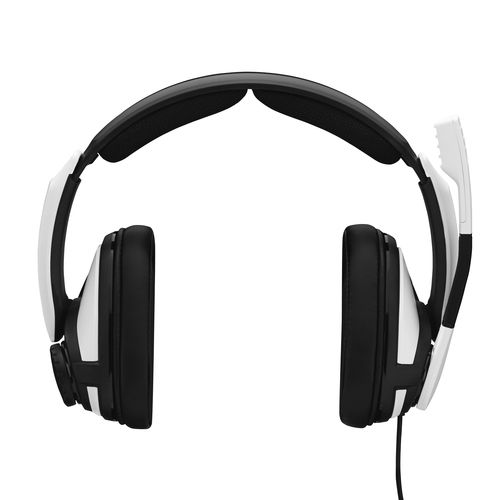 Auscultadores SENNHEISER GSP301 Jack 3.5 Branco - PC/PS4/MAC