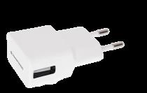 Comprar Carregadores Genéricos - Carregador Power2Go 1xUSB Branco CTWLL1AW5 Pack 5