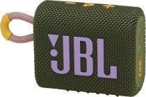 Comprar Colunas Sem Fio - Coluna Portátil JBL GO 3  BT IPX7 ,USB-C Verde/Rosa