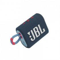 Comprar Colunas Sem Fio - Coluna Portátil JBL GO 3  BT IPX7 ,USB-C Azul/Rosa