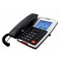 Comprar Telefones Fixos Analógicos - Telefone Fixo Maxcom  KXT709 Cinzento