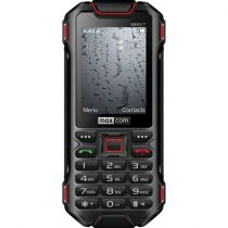 Revenda Smartphones várias marcas - Telefone Maxcom Strong MM 917 3G Dual SIM (2500 mAh) Preto
