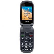 Revenda Smartphones várias marcas - Telemóvel SPC Harmony Preto - 2304N
