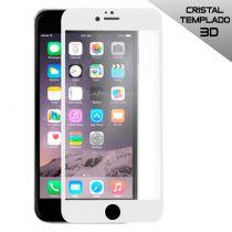 Revenda Acessórios Apple iPhone 6 / 6 Plus - Protetor Ecrã Vidro Temperado iPhone 6 Plus / 6s Plus (FULL 3D Branco)