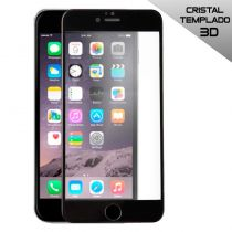 Revenda Acessórios Apple iPhone 6 / 6 Plus - Protetor Ecrã Vidro Temperado iPhone 6 Plus / 6s Plus (FULL 3D Preto)