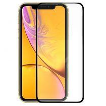 Revenda Acessórios Apple iPhone 11 - Protetor Ecrã Vidro Temperado iPhone XR / iPhone 11 (FULL 3D Preto)