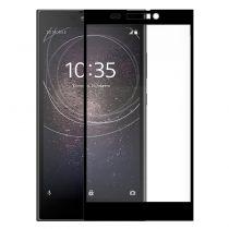 Comprar Protector Ecrã - Protetor Ecrã Vidro Temperado Sony Xperia L2 (3D Preto)